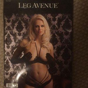 Nwot 💋 leg avenue🍾sexy lingerie